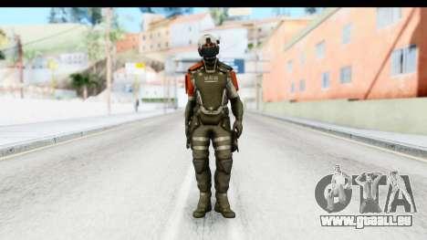 Homefront The Revolution - KPA v3 Original pour GTA San Andreas deuxième écran