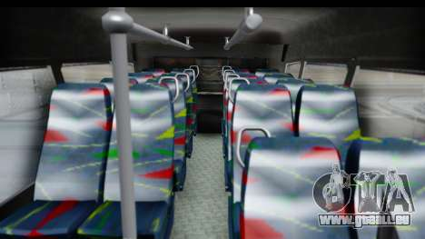 Dodge 300 Microbus pour GTA San Andreas vue de droite