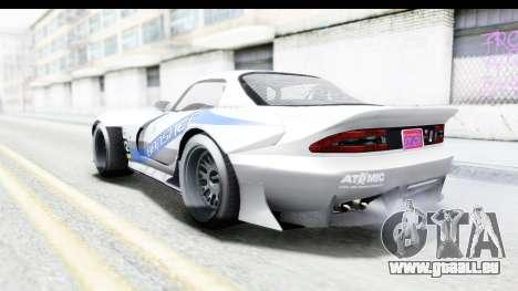 GTA 5 Bravado Banshee 900R Mip Map IVF für GTA San Andreas Motor