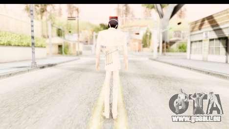 Bleach - Uryu pour GTA San Andreas troisième écran