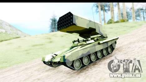 TOS-1A pour GTA San Andreas
