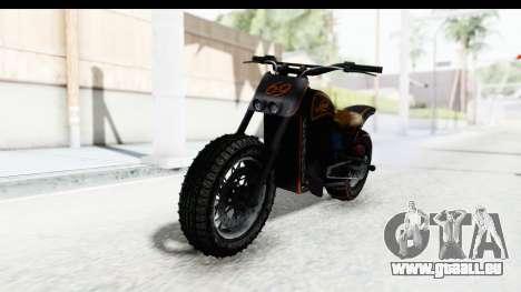 GTA 5 Western Gargoyle Custom v1 pour GTA San Andreas