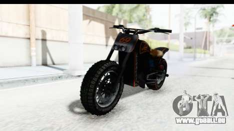 GTA 5 Western Gargoyle Custom v1 für GTA San Andreas