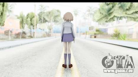 Ohana Matsumae (Hanasaku Iroha) für GTA San Andreas dritten Screenshot