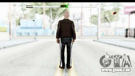 Gopnik pour GTA San Andreas troisième écran