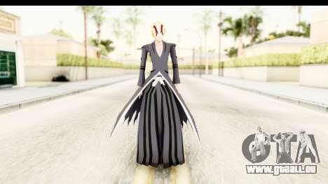 Bleach - Ichigo v3 pour GTA San Andreas deuxième écran