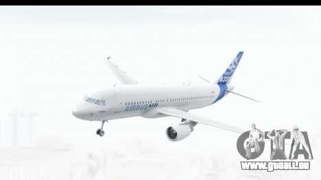 Airbus A320-200 Industrie MSN 1 2005 - 2012 pour GTA San Andreas
