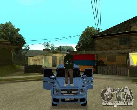 Armenian Skin für GTA San Andreas sechsten Screenshot