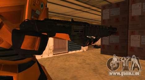 SPAS-12 Black Mesa pour GTA San Andreas
