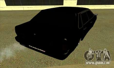 2115 pour GTA San Andreas vue de droite