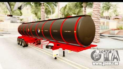 Trailer Fuel für GTA San Andreas