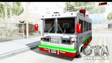 Dodge 300 Microbus pour GTA San Andreas