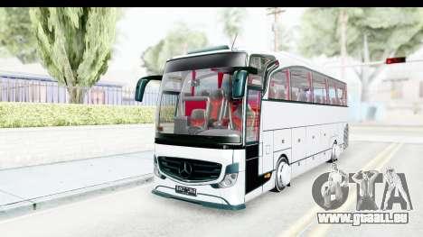 Mercedes-Benz Travego 2016 für GTA San Andreas