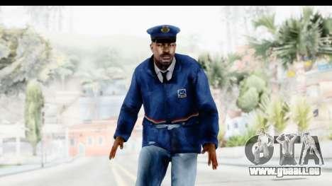 Silent Hill Downpour - Postman pour GTA San Andreas