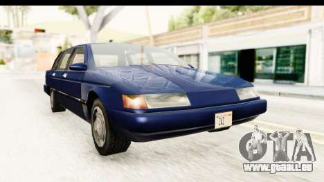 Solair Sedan pour GTA San Andreas