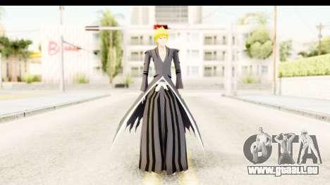Bleach - Ichigo für GTA San Andreas zweiten Screenshot