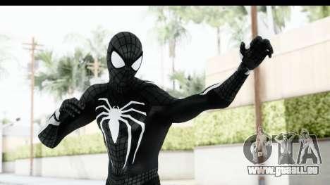 Spider-Man PS4 E3 Black Suit Edition pour GTA San Andreas