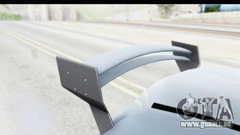 GTA 5 Grotti Brioso RA IVF für GTA San Andreas Innenansicht