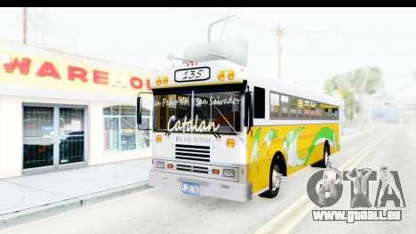Ruta 135 Blanca pour GTA San Andreas