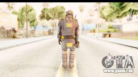 Monarch Shotgun für GTA San Andreas dritten Screenshot