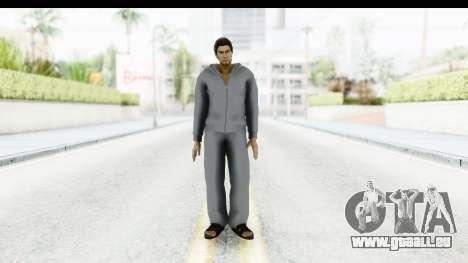 Yakuza 5 Kazuma Kiryu Home für GTA San Andreas zweiten Screenshot