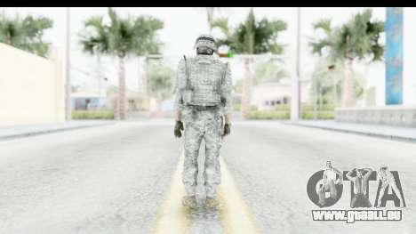 Global Warfare USA für GTA San Andreas dritten Screenshot