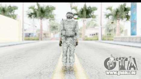 Global Warfare USA pour GTA San Andreas troisième écran