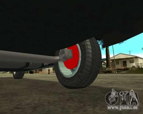Vaz 21099 ARMNEIAN für GTA San Andreas Motor