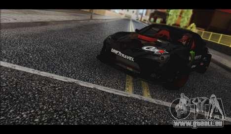 Toyota GT-86 RocketKroll LSA pour GTA San Andreas laissé vue