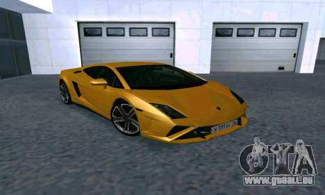 Lamborghini Gallardo pour GTA San Andreas