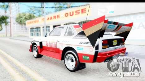 GTA 5 Obey Omnis pour GTA San Andreas salon