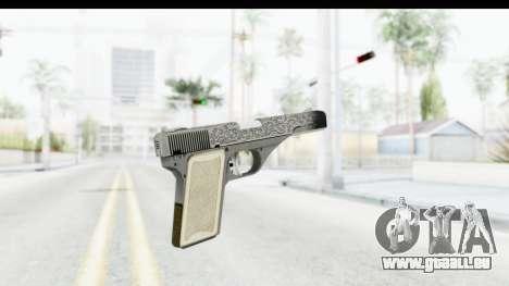 GTA 5 Vintage Pistol für GTA San Andreas zweiten Screenshot