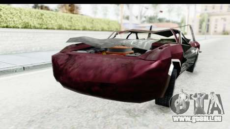 Tampa Daytona Kill für GTA San Andreas