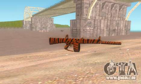 AA-12 pour GTA San Andreas