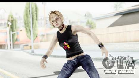 Silent Hill 3 - Heather Sporty Black Pennywise R pour GTA San Andreas