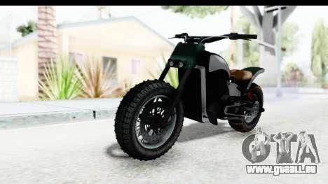 GTA 5 Western Gargoyle Stock IVF für GTA San Andreas