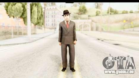 Al Capone pour GTA San Andreas deuxième écran