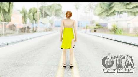 Margot Robbie pour GTA San Andreas troisième écran