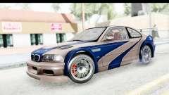 NFS Carbon - BMW M3 GTR