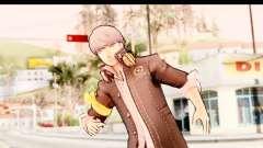Persona 4: DAN - Yu Narukami Default Costume