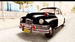 Packard Standart Eight 1948 Touring Sedan LAPD für GTA San Andreas