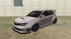 2008 Subaru WRX Widebody L3D