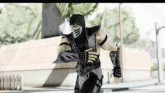 Mortal Kombat vs DC Universe - Smoke