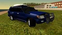 Toyota Land Cruiser 100vx2