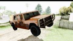 Rusted Patriot pour GTA San Andreas