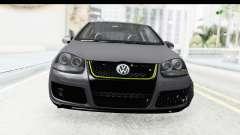 Volkswagen Golf 5 Stock pour GTA San Andreas