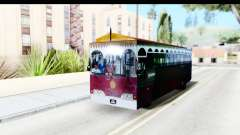 Cas Ligas Terengganu City Bus Updated