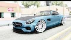 Mercedes-Benz AMG GT Prior Design pour GTA San Andreas