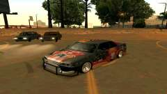 Toyota Chaser pour GTA San Andreas