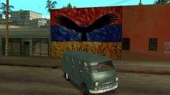 Eraz 762 Armenian pour GTA San Andreas